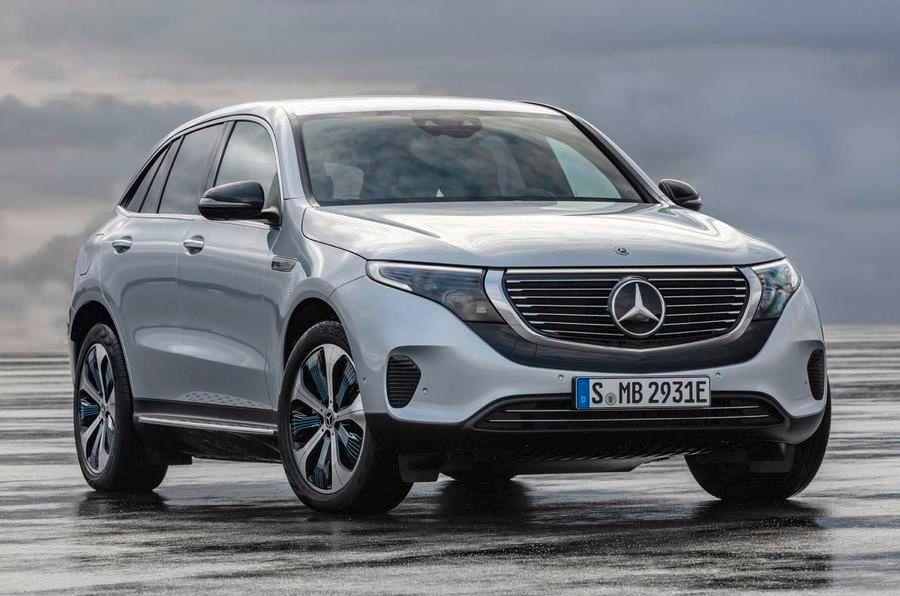 Mercedes выпустит 32 новые модели к 2022 году