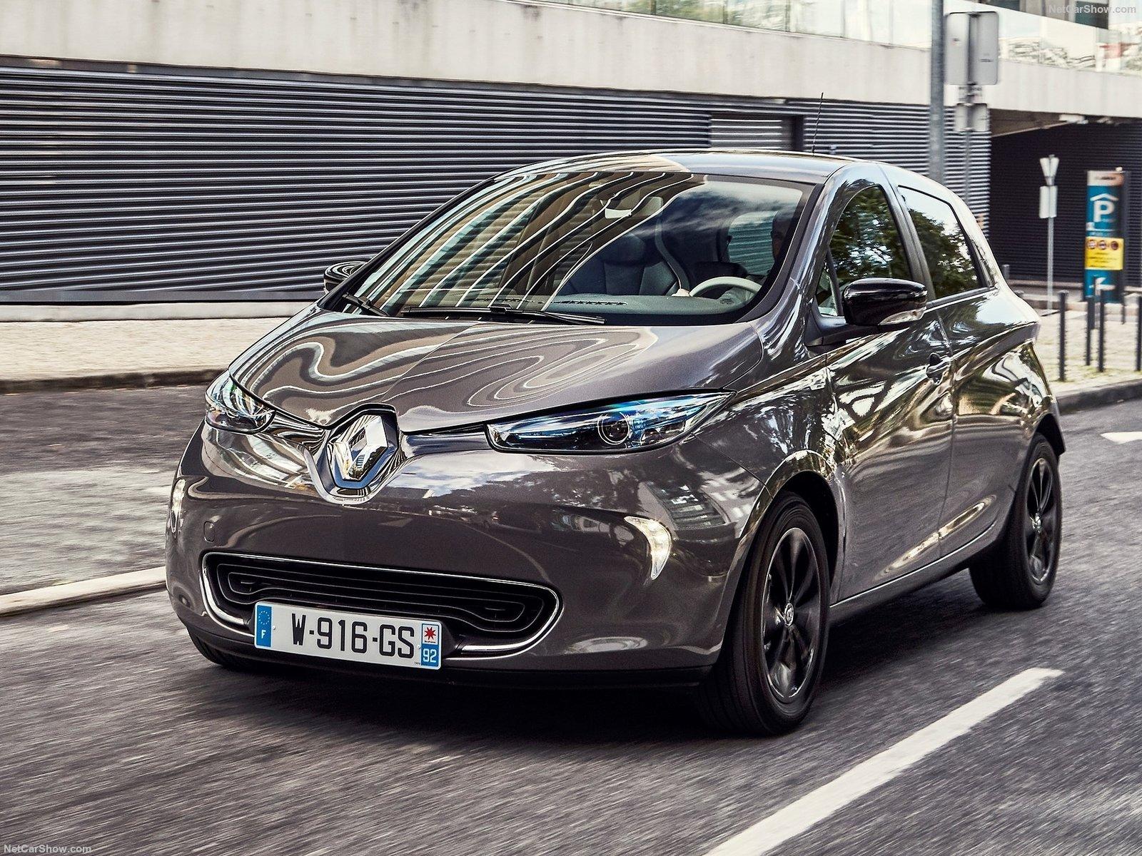 Renault Zoe на территории Германии можно получить почти бесплатно