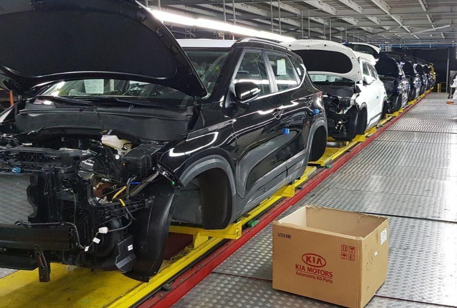 Общее количество модификаций Kia Seltos на российском рынке превысит 20 вариантов
