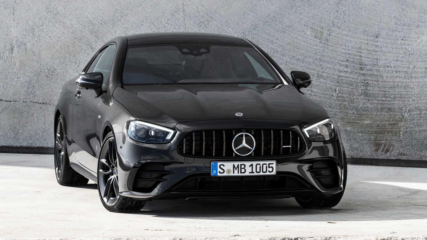 Mercedes – Benz представит новую модель