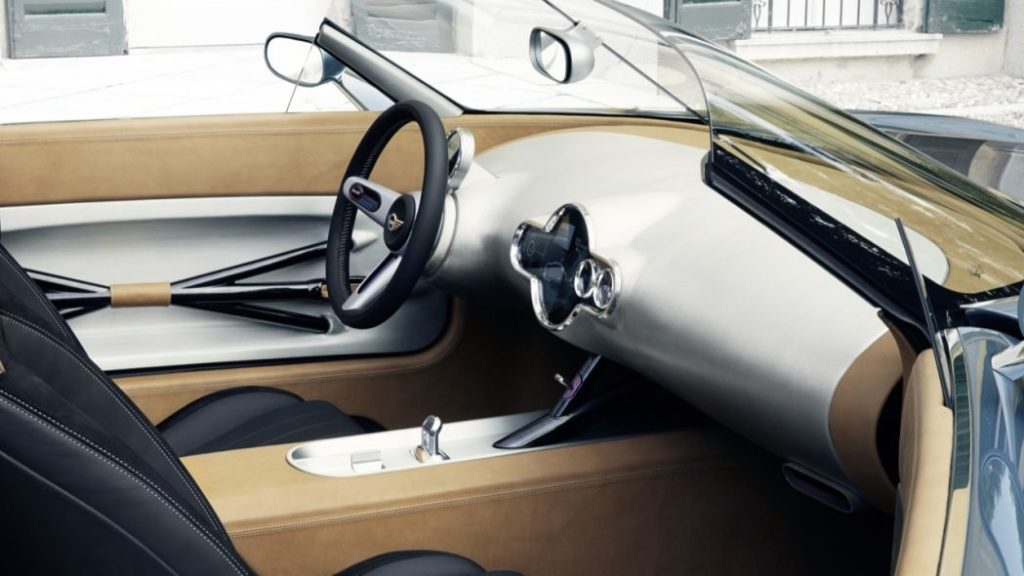 Mini готовят выпуск собственного спортивного автомобиля