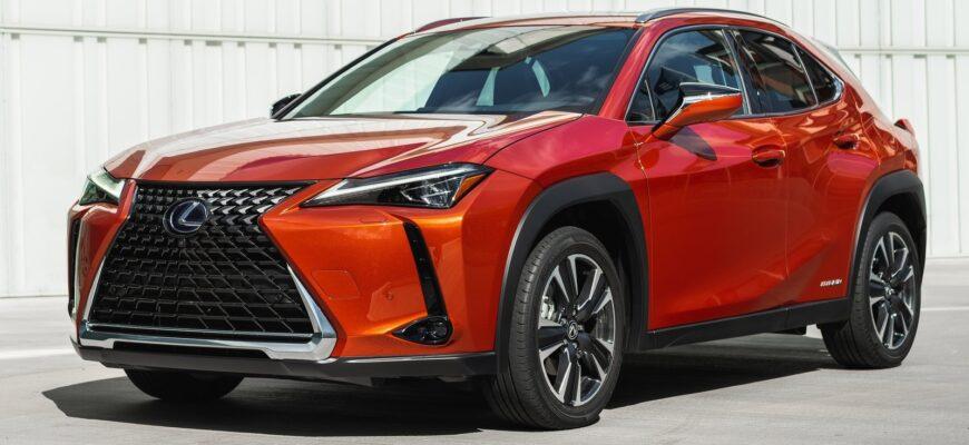 Lexus готов к выпуску бюджетной модели
