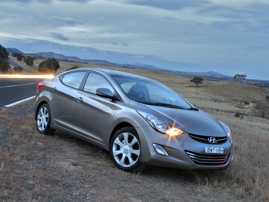 Почти 50 000 Hyundai Elantra будут отозваны