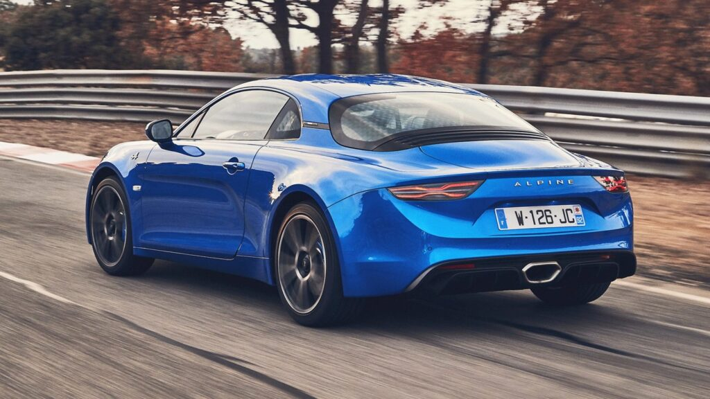 Машины Alpine от Renault перестанут производить