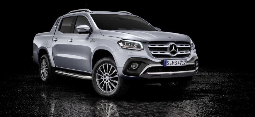 Mercedes свернут производство X-Class в мае 2020 года