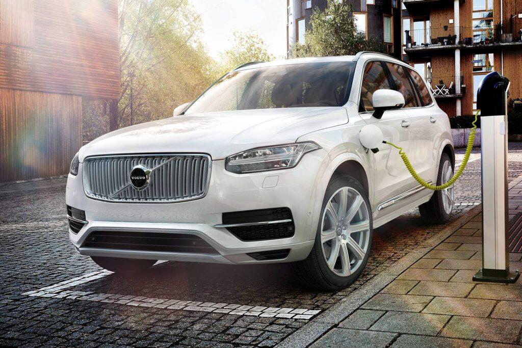 Volvo в ближайшую пятилетку будет выпускать по одной новой модели электрокара на рынок