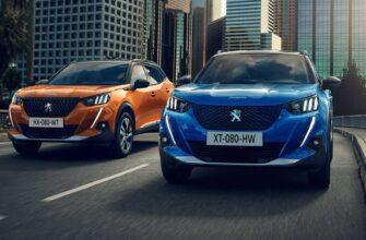 Обновленная версия Peugeot 2008 появилась в России