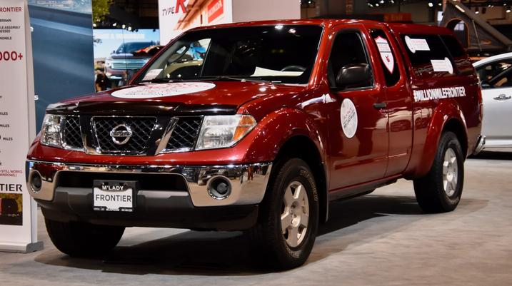 Nissan подарили владельцу грузовика с пробегом 1 млн. миль новый Frontier