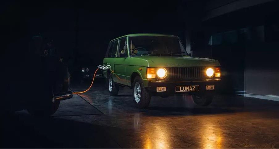 Range Rover первого поколения на электротяге