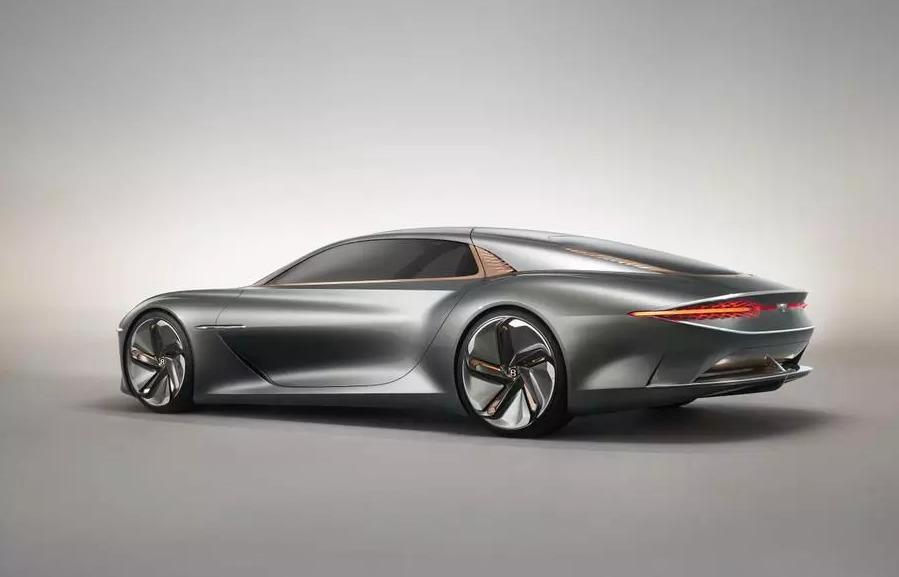 Bentley EXP 100 GT - 2