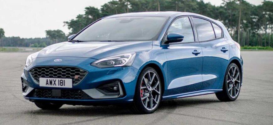 Новое поколение Ford Focus готовится к выходу