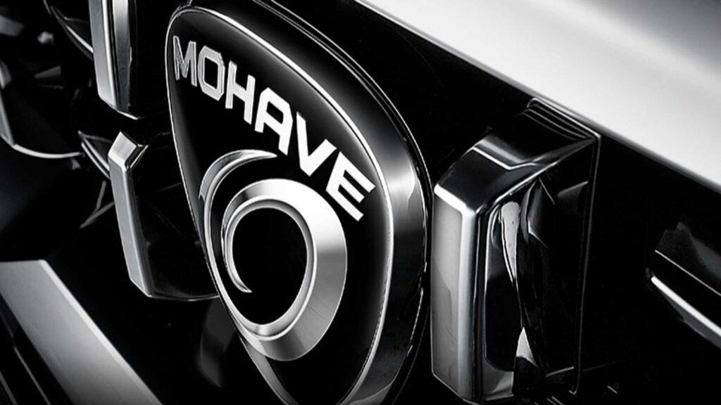 Новый логотип Kia Mohave