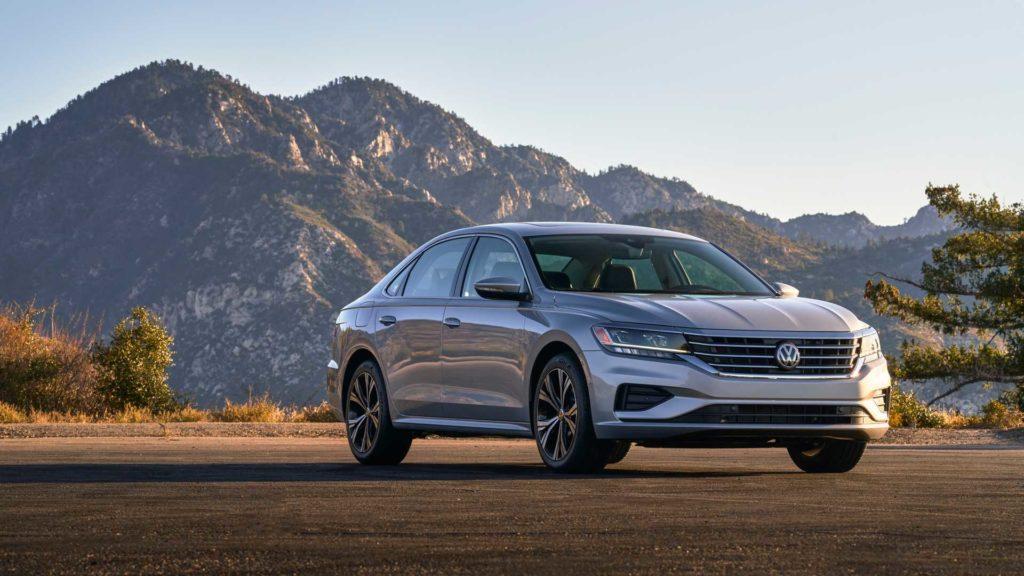 Volkswagen Passat прекратил существование