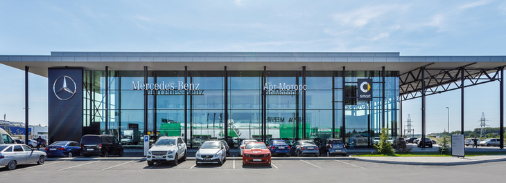 Mercedes-Benz сохранил лидерство в премиум-сегменте в 2019 году