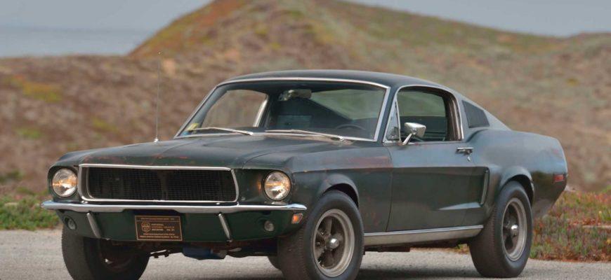 Владелец самого дорого в мире Ford Mustang не будет восстанавливать его
