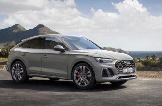 Компания Audi анонсировала новую модель SQ5 кросс-купе
