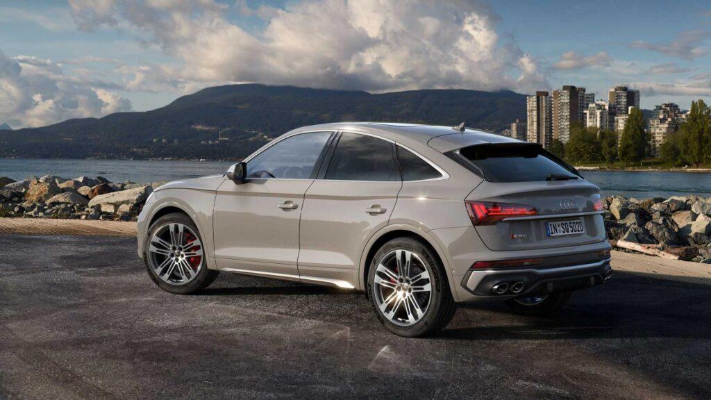 Audi SQ5 Sportback - 2