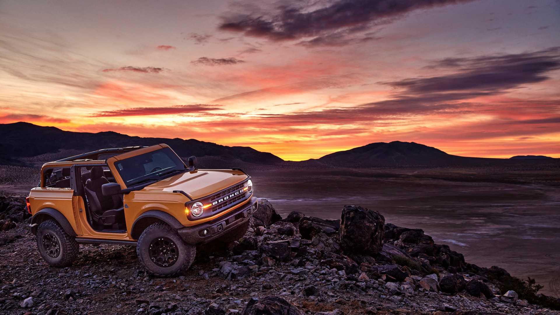 Ford увеличивает объемы выпуска Bronco в два раза