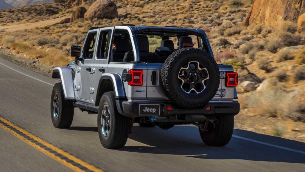 Jeep Wrangler 4xe - 2