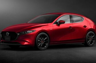 Mazda3 стали мощнее и комфортнее