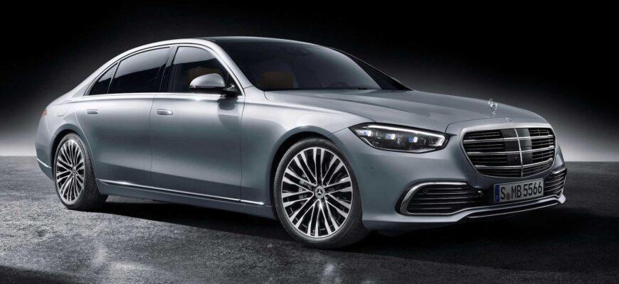Mercedes-Benz S-class W223 будет подвержен отзыву