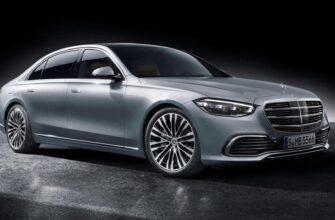 Недавно вышедший новый Mercedes-Benz S-класс уже продают на вторичном рынке