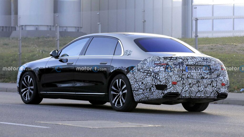 Mercedes-Maybach S-класс - 2