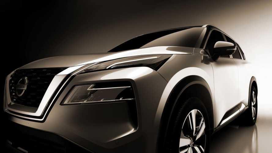Появилось фото обновленного Nissan X-Trail