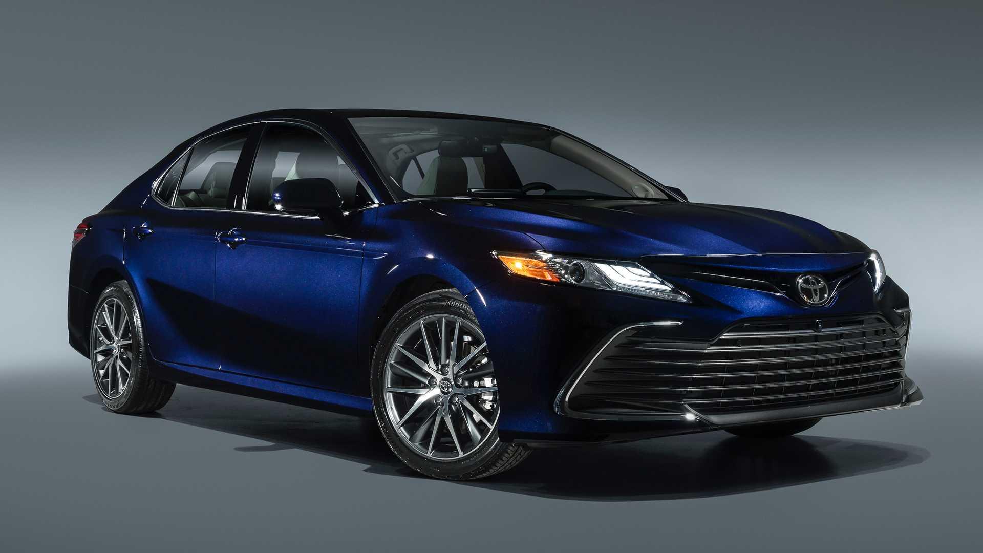 Рестайлингу Toyota Camry быть