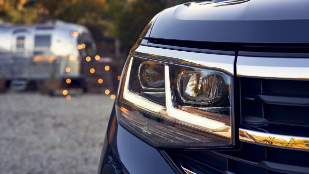 Volkswagen презентовал Atlas 2021 модельного года