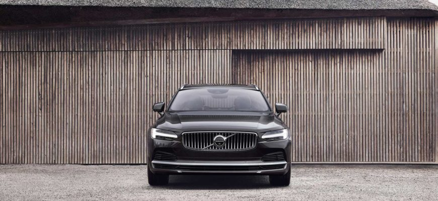 Модели Volvo для РФ стали безопаснее