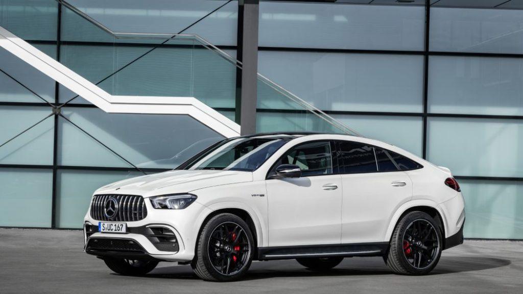 Mercedes выпустил самую «заряженную» версию GLE