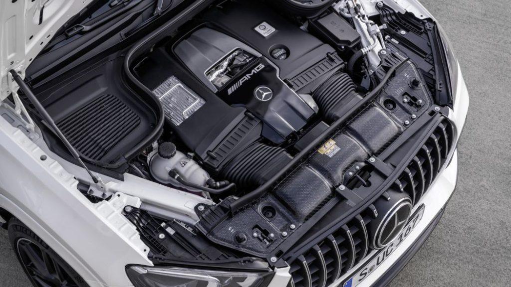 4-литровый двигатель V8 c двойным турбонаддувом сможет выдавать на 25 лошадиных сил больше, чем предыдущий 5.5-литровый агрегат