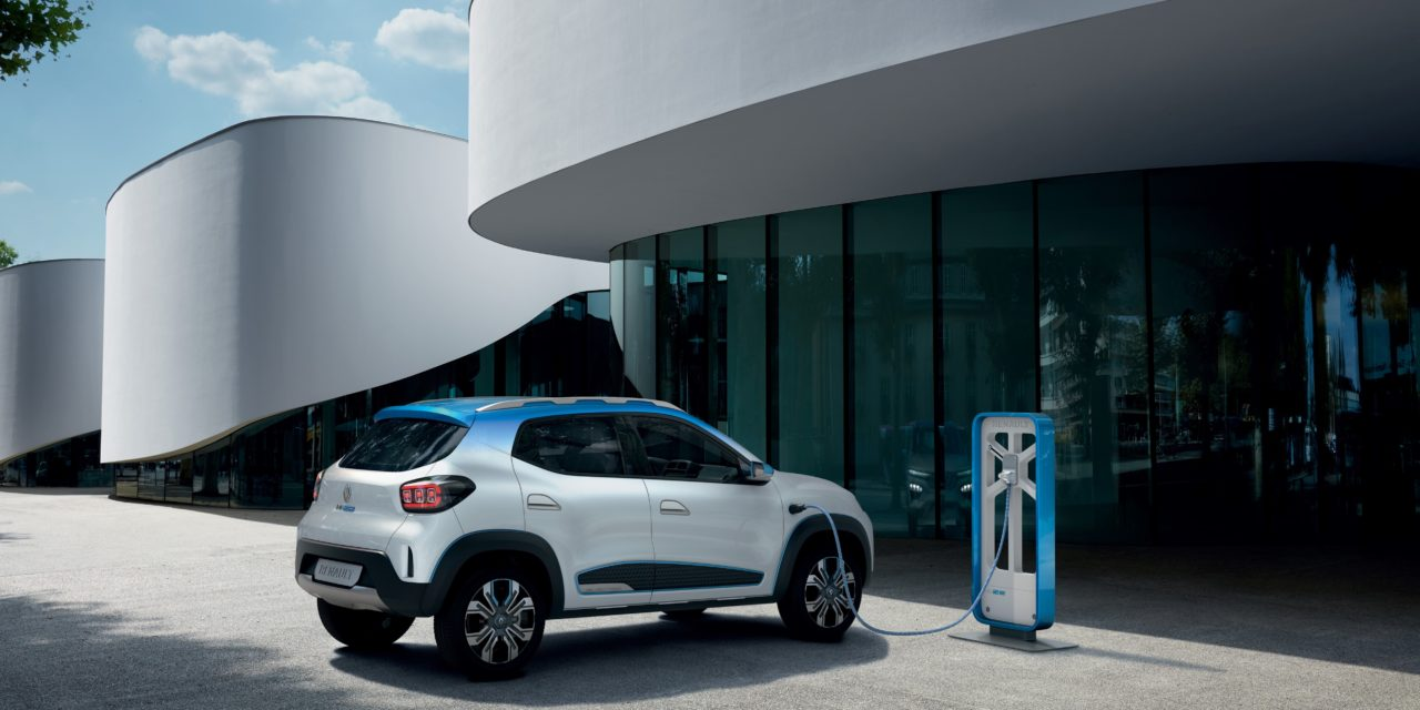 До 30 процентов упала стоимость электрокаров Renault