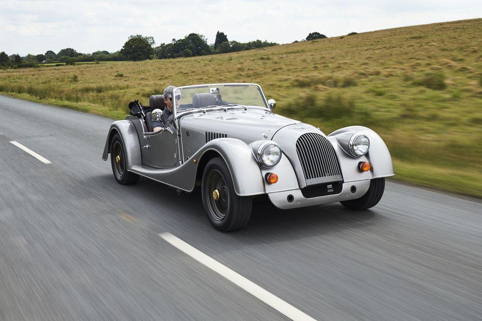 Morgan Plus 4 прекратят производство, после 84 лет выпуска