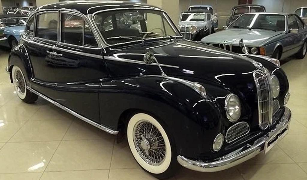 В России выставлен на продажу 61-летний BMW за 22 млн рублей
