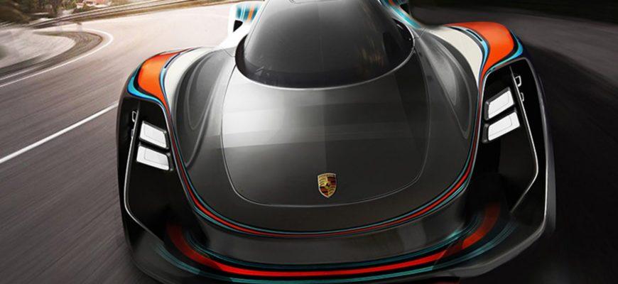 Porsche не будет выпускать электрический гиперкар