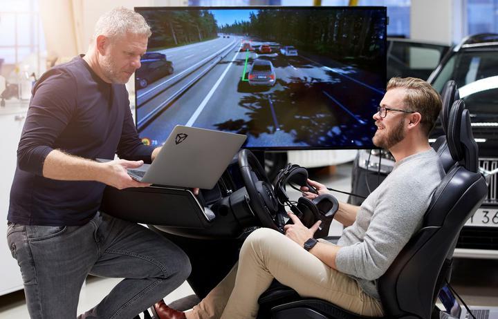 Компания Volvo презентовала свою собственную разработку, помогающую тестировать новые автомобили на предмет их технологичности и безопасности