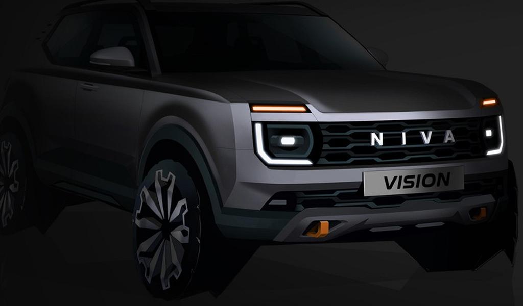 Стали известны новые подробности о новой Lada Niva