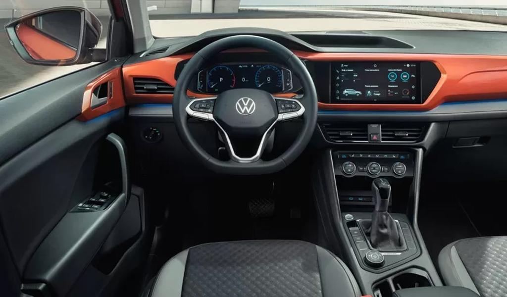Салон Volkswagen Taos