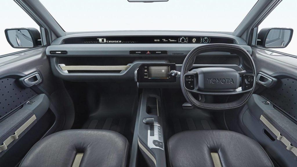 Премьера нового фургона TJ Cruiser от Toyota