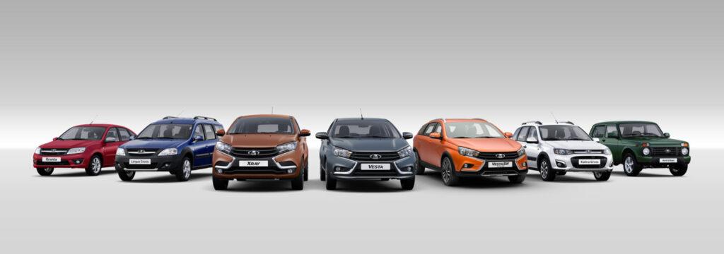 Стало известно о патентовании новых названий для будущий моделей компании АвтоВАЗ в линейке Lada