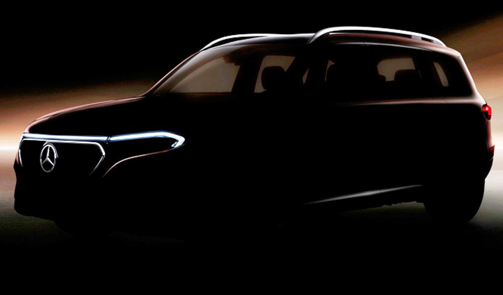 Mercedes анонсировал новый электрокроссовер