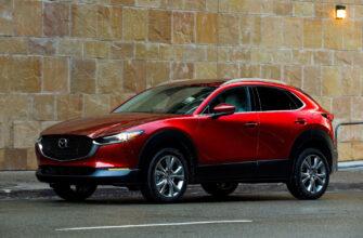 Известна стоимость новой Mazda CX‐30 в РФ