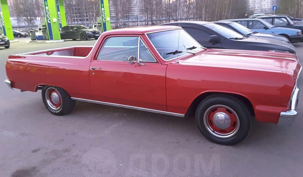 Chevrolet El Camino 1964 года