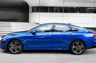 KIA K5 остается самым продаваемым автомобилем в России в сегменте D