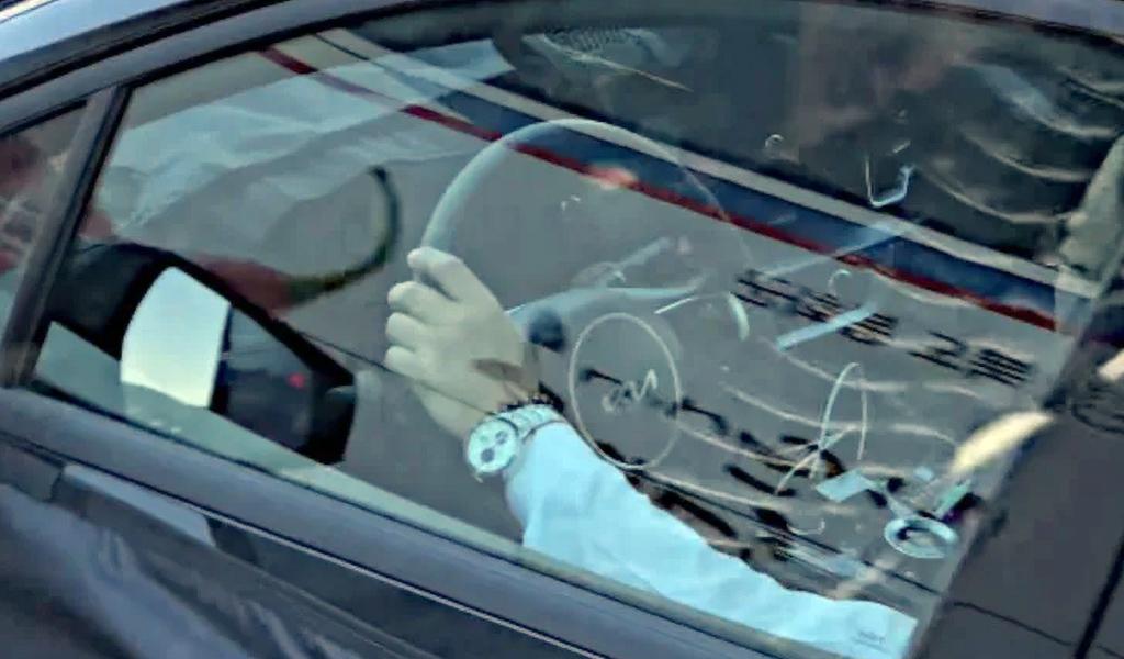«Фотошпионы» засняли салон нового Kia Sportage