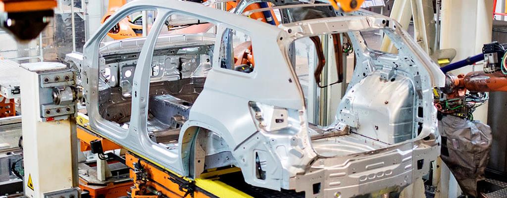 Завод Volkswagen в Нижнем Новгороде возобновил работу