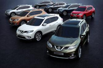Nissan серьезно взялся за обновление машин для России