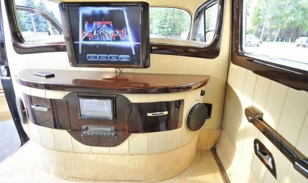 Салон лимузинп ЗиС-110